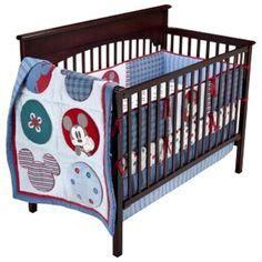 mickey mouse sports crib bedding baby boy mickey mouse allstar sports baseball basketball soccer and football theme nursery