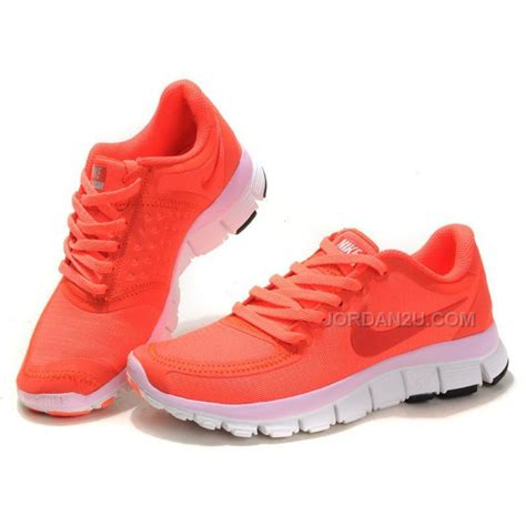 Nike Free Run 5 0 Pink nike free run 5 0 v4 womens shoes pink white price 49