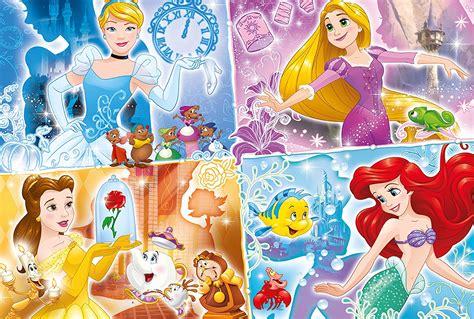 Disney Floor Puzzle Posters - puzzle disney princess clementoni 29740 250 pieces jigsaw
