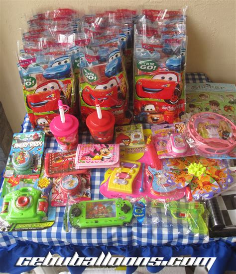 Game Giveaways - kiddie birthday party packages cebu balloons and party supplies