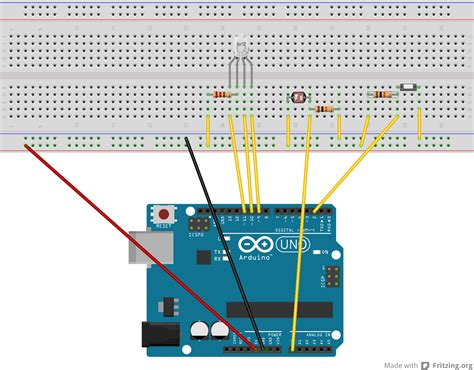 photoresistor guide projects using photoresistor 28 images modifying funduino robot code for project electronics