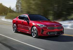 Kia Kia Kia Australia Confirms Stinger Turbo V6 Price From