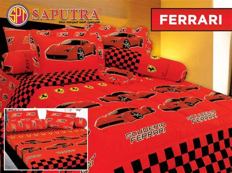 Bed Cover Set Bantal Guling jual sprei bed cover set 180 x 200 cm rafa
