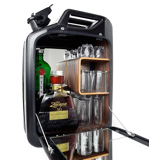 fuel jerry can bar cabinet c gear
