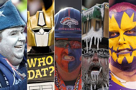 what football team has the most fans which nfl team has the craziest sports fans pictures