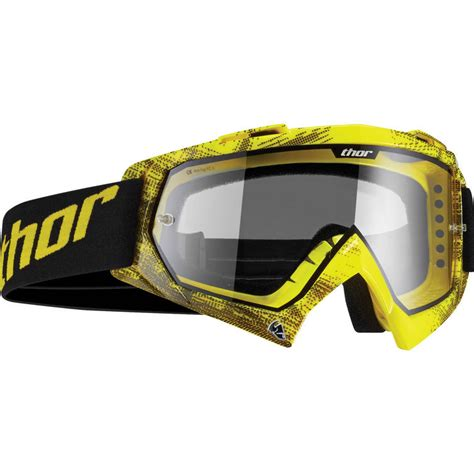 thor motocross goggles thor enemy printed tread motocross goggles motocross