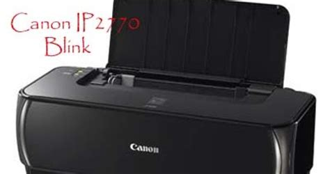 reset printer canon ip2770 blinking fix printer canon ip2770 blink orange special resetter