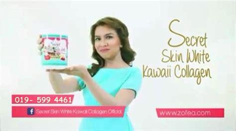 Set Kawai Salur maiatiqah secret skin white kawaii collagen