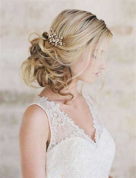 30  Super Bridal Hair Styles   Long Hairstyles 2017 & Long