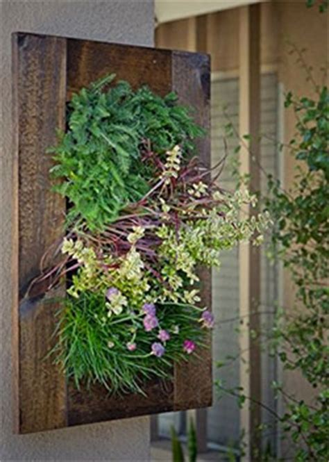 vertical garden wall kit easy vertical gardening kits ideas and diy