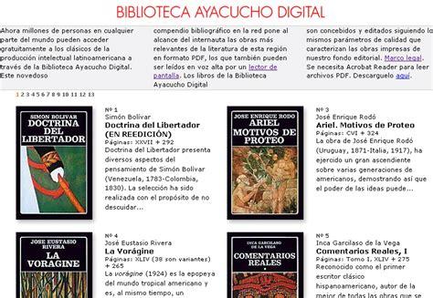libro quincas borba biblioteca ayacucho libros y bitios 187 blog archive 187 biblioteca ayacucho digital