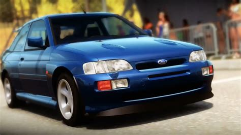 horizon ford forza horizon ford rs cosworth presentation and