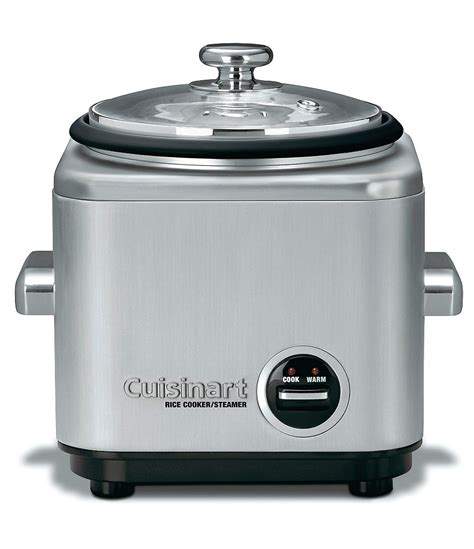 Rice Cooker Stainless cuisinart stainless steel rice cooker dillards
