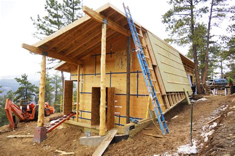 how to create a house how to build a passive house off grid without foam