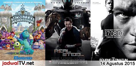 film recomended agustus 2015 jadwal film dan sepakbola 14 agustus 2015 jadwal tv