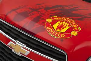 Manchester Chevrolet Manchester United Themed Chevrolet Trax Auction
