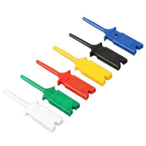 Test Clip Connector Hook Klip Konektor Ic Single Probe Jepit Af39 products koko go electronic co limited