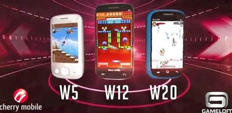 free download themes for cherry mobile w20 cherry mobile w12 w5 and w20 gameloft games able to play