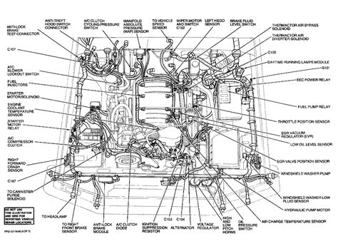 96 ford taurus wiring diagram get free image about