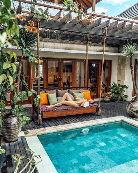 surreal swim resorts  bali  soak   sun