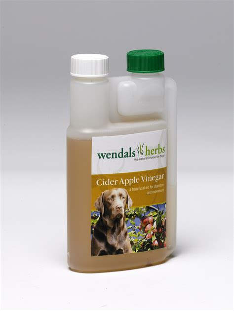 vinegar for dogs wendals cider apple vinegar mobility problems in dogs