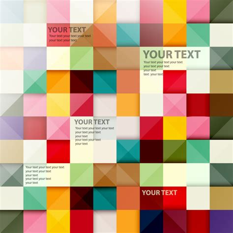 color template box color template free vector graphic
