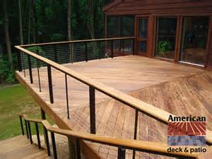 Stair Handrails Lowes Metal Deck Railing Systems Newsonair Org