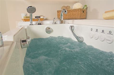 jacuzzi walk in bathtub walk in tubs showers genuine jacuzzi 174 hydrotherapy