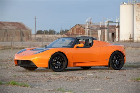 Tesla Roadster For Sale Canada Review 2010 Tesla Roadster Sport Photo Gallery Autoblog