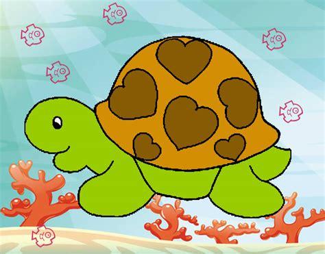 imagenes infantiles tortugas imagenes de dibujos faciles pintados imagui