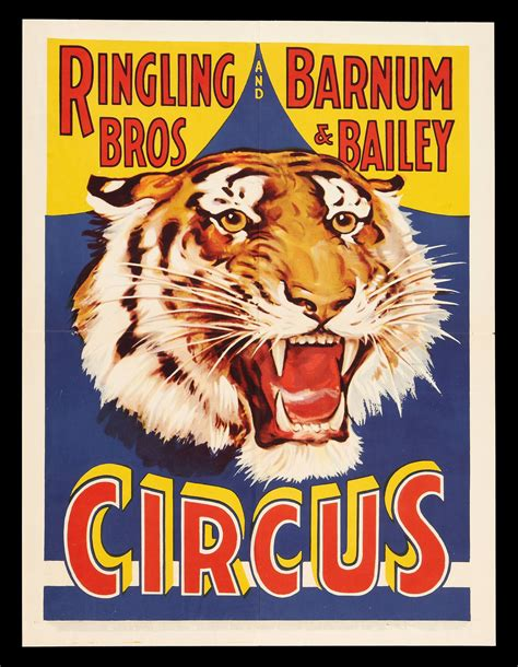 Barnes And Bailey Circus by Ringling Bros And Barnum Bailey Circus Posters