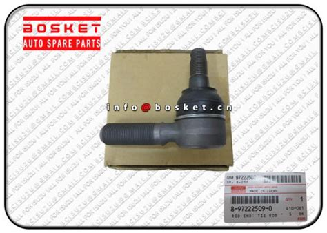 isuzu replacement parts 8 97222509 0 8972225090 tie rod
