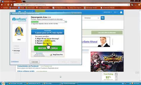 blogger en español descargar ares gratis sin virus en espa 195 177 ol 2013 y rapido