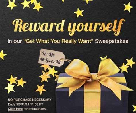 Sweepstakes You Can Actually Win - get what you really want sweepstakes