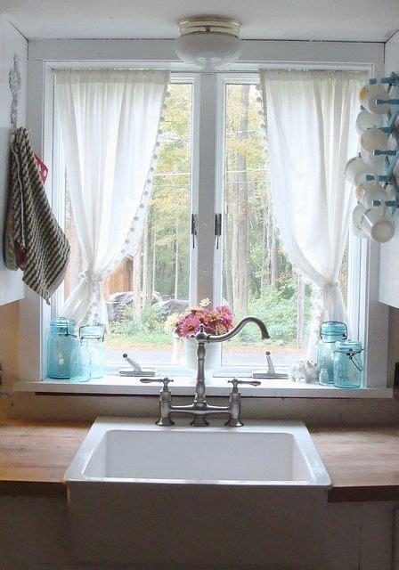 kitchen curtain ideas pinterest best 25 kitchen window curtains ideas on pinterest