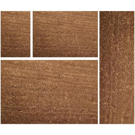Coir Doormat by Coir Matting Doormat Coconut Mat Plain Entrance