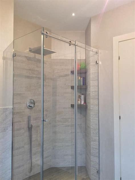 bagno con box doccia oltre 25 fantastiche idee su bagno con doccia su