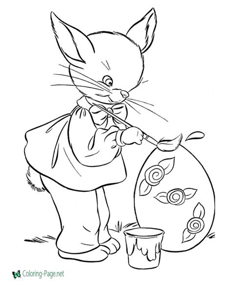 girl bunny coloring pages girl easter bunny coloring page