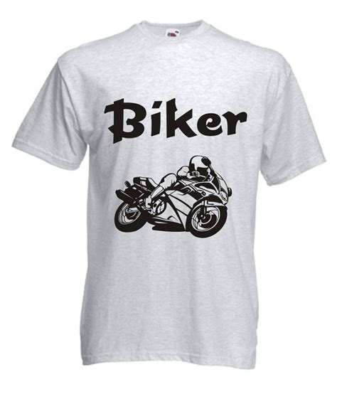 Motorrad Motive T Shirt by T Shirt Herren Bedruckt Mit Motiv Biker Fafuar