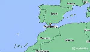 Where Is Spain On The World Map by Where Is Marbella Spain Where Is Marbella Spain