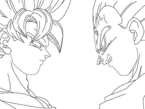 dragon ball z vegeta coloring pages dragon ball z coloring pages vegeta coloring home