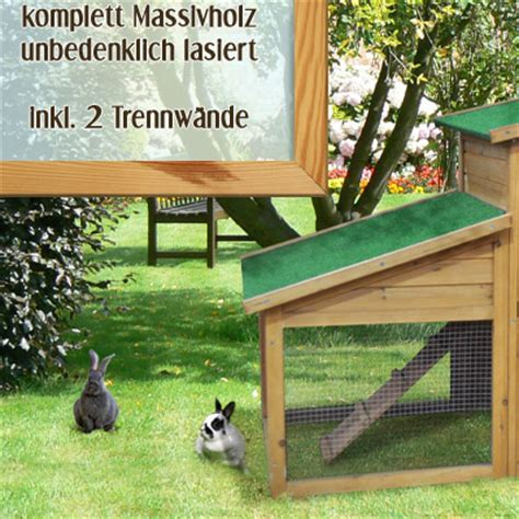 esszimmertisch und stall sets hasenstall nagerk 196 fig 4in1 kleintierstall kaninchen ebay