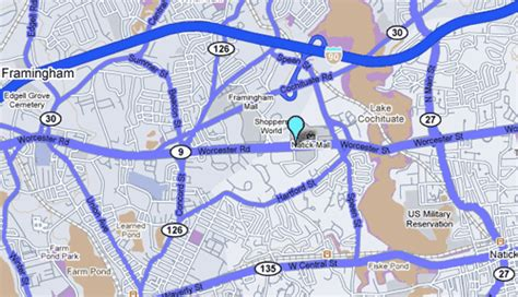 natick mall map location and hours natick car wash and detailing 1 888 262 7967 located at natick