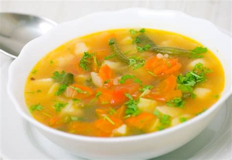 chunky winter vegetable soup recipe 6 easy broths for your winter soup bases