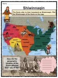 zuni tribe facts and worksheets | kidskonnect