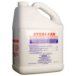 steri fab bed bug insecticide 1 gallon dust mite bedbugs