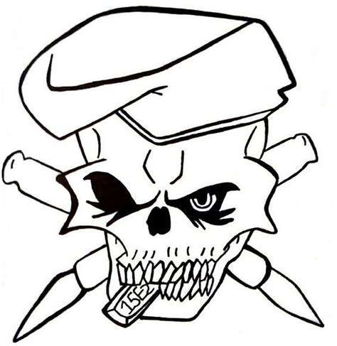 army skull coloring pages army skull tattoo drawing juicyfruitsss 169 2018 feb 22