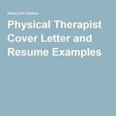 Therapist Resume Sle