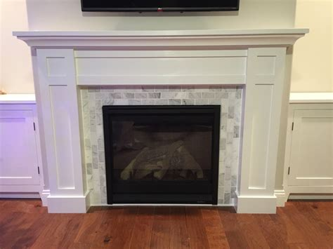 How To Fireplace by How To Build A Built In Part 2 Of 3 The Fireplace Mantel