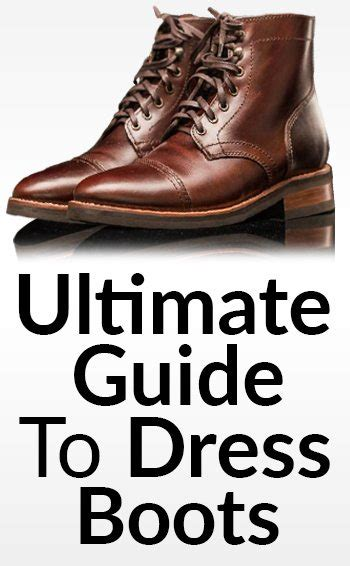 boot styles dress boots for chukka lace up and chelsea boot styles